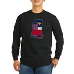 ILY Mississippi Long Sleeve Dark T-Shirt