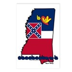 ILY Mississippi Postcards (Package of 8)