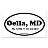 Cool Oella maryland Decal