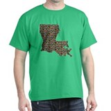 Louisiana Ecstasy Pills T-Shirt