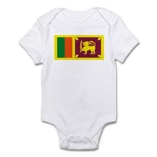 Sri Lanka Flag Infant Creeper
