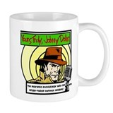 Unique Old time radio Small Mug