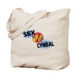 Sex Cymbal Tote Bag