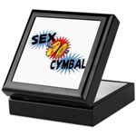 Sex Cymbal Keepsake Box
