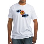 Sex Cymbal Fitted T-Shirt