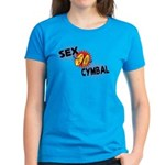 Sex Cymbal Women's Dark T-Shirt