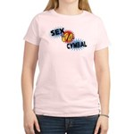 Sex Cymbal Women's Light T-Shirt