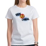 Sex Cymbal Women's T-Shirt