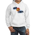 Sex Cymbal Hooded Sweatshirt