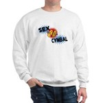 Sex Cymbal Sweatshirt