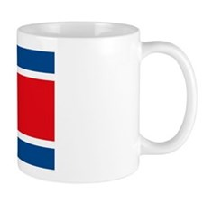 North Korea Flag Mug