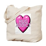 HUG ADDICT Tote Bag