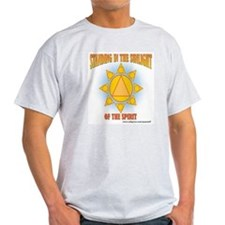 STANDING IN THE SUNLIGHT T-Shirt