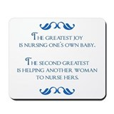 Greatest Joy II Mousepad