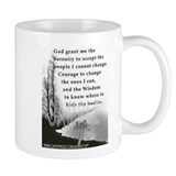 TWISTED SERENITY PRAYER Small Mugs