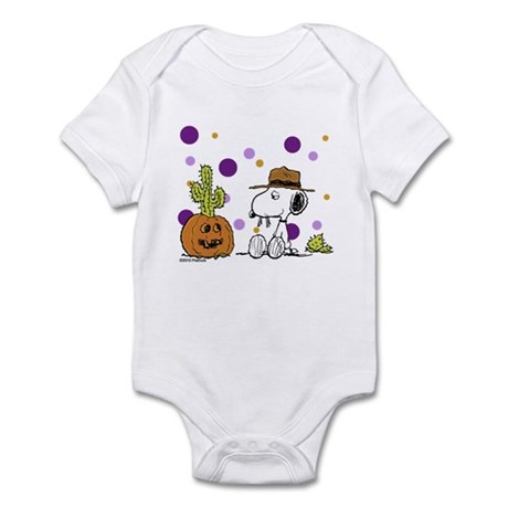 Spikey Halloween Infant Bodysuit