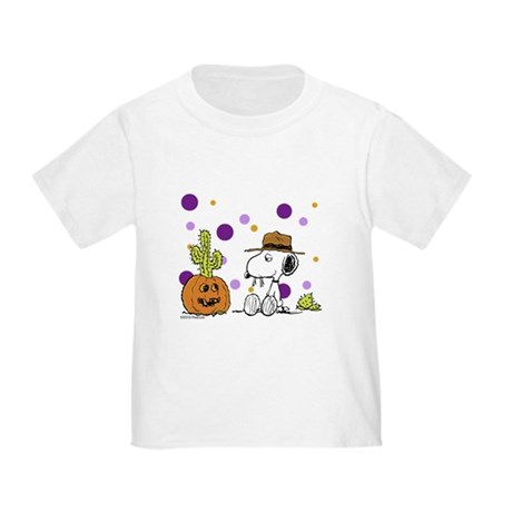 Spikey Halloween Toddler T-Shirt