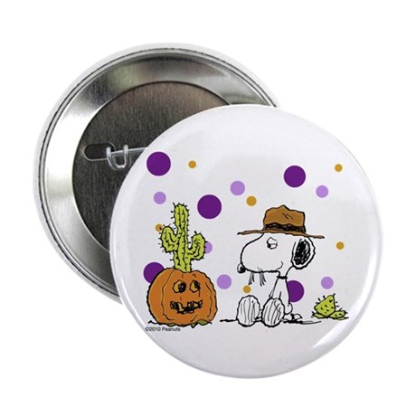 "Spikey Halloween 2.25"" Button"