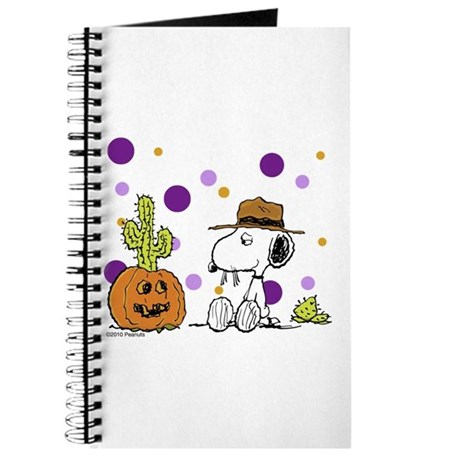 Spikey Halloween Journal