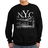 NYC New York City Skyline Jumper Sweater