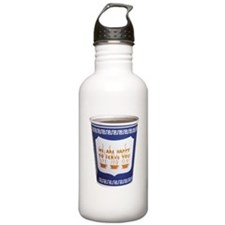 NYC Coffee Cup Water Bottle