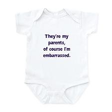 """The """"Rents"""" Infant Bodysuit"""