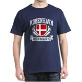 Kobenhavn Denmark T-Shirt