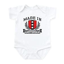 Made In Amsterdam Infant Bodysuit