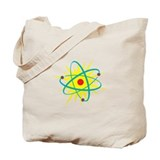 Atomic! Tote Bag