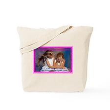 Adolescent Migraine Awareness Tote Bag
