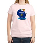 ILY Wisconsin Women's Light T-Shirt