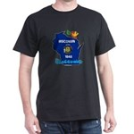 ILY Wisconsin Dark T-Shirt