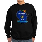 ILY Wisconsin Sweatshirt (dark)