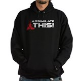 Worf: Assimilate This Hoodie