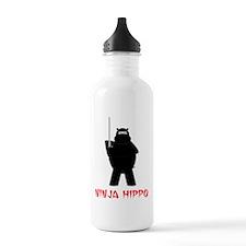 Ninja Hippo Water Bottle