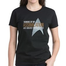 Picard Rumors Quote Tee