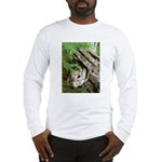 Old Wood Long Sleeve T-Shirt