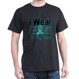Niece - Ovarian Cancer T-Shirt