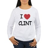 I heart Clint T-Shirt
