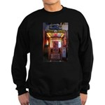 Dockside Lobster and Seafood Sweatshirt (dark)