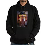 Dockside Lobster and Seafood Hoodie (dark)