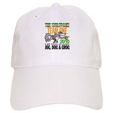 Wolfpack Jog, Dog & Grog TEAM Baseball Cap