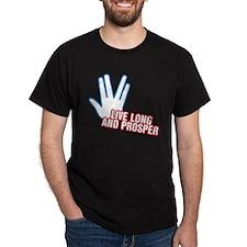 Star Trek: Vulcan Salute T-Shirt