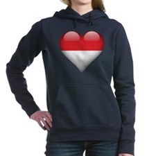 LOVE WIFE/WATCH FOOTBALL Zip Hoodie