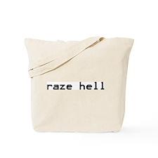 raze hell Tote Bag