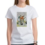 Samurai Warrior Oda Nobunaga Women's T-Shirt