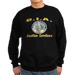 B.I.A. Justice Services Sweatshirt (dark)