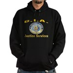 B.I.A. Justice Services Hoodie (dark)