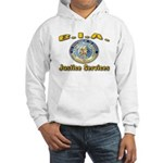 B.I.A. Justice Services Hooded Sweatshirt