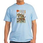 Samurai Warrior Imagawa Yoshimoto Light T-Shirt